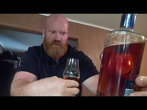 53d6f94231d Wild Turkey Diamond Anniversary Bourbon Review - YouTube