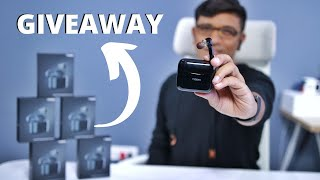 Best True Wireless Earbuds in India || TAGG ZeroG? (5X Giveaway)