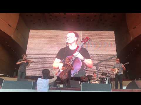 Ben Sollee & Kentucky Native - The Prettiest Tree On The Mountain (Live in Chicago 06-12-17)