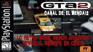 Regresa un grande retro| GTA 2 en el canal de el menda12