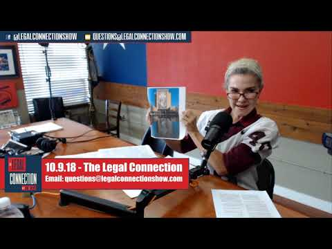 10.9.18 - The Legal Connection