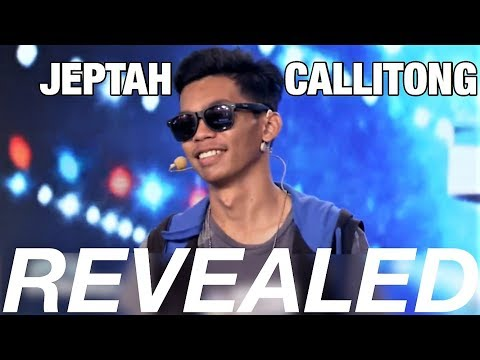 REVEALED - Jeptah Callitong's Magic Trick on Pilipinas Got Talent!
