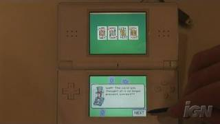 Master of Illusion Nintendo DS Gameplay - Vanishing Card