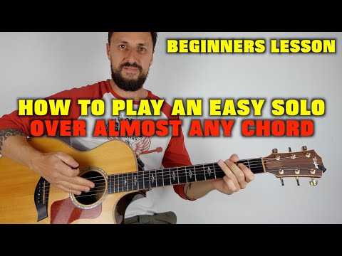 how-to-play-an-easy-solo