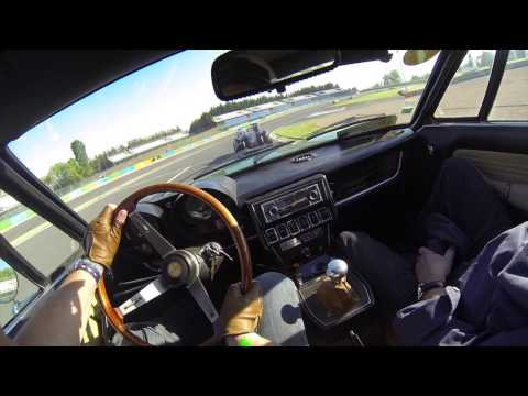 Alfa Romeo Montreal Track Day