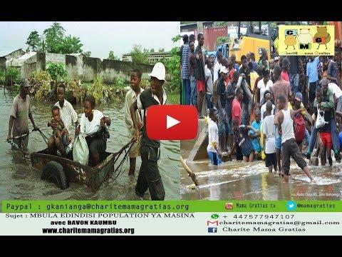 RDC : MBULA ESALI BA DEGAT NA KINSHASA