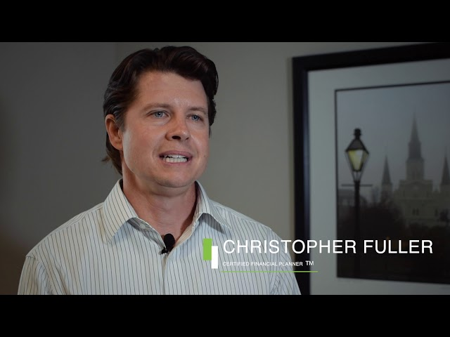 FCG - Christopher Fuller - Making A Positive Impact