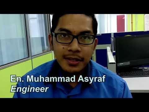 Industrial Training 2018 -Tenaga Nasional Berhad #intra_ppkse