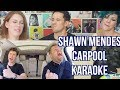 Shawn Mendes Carpool Karaoke - REACTION!!