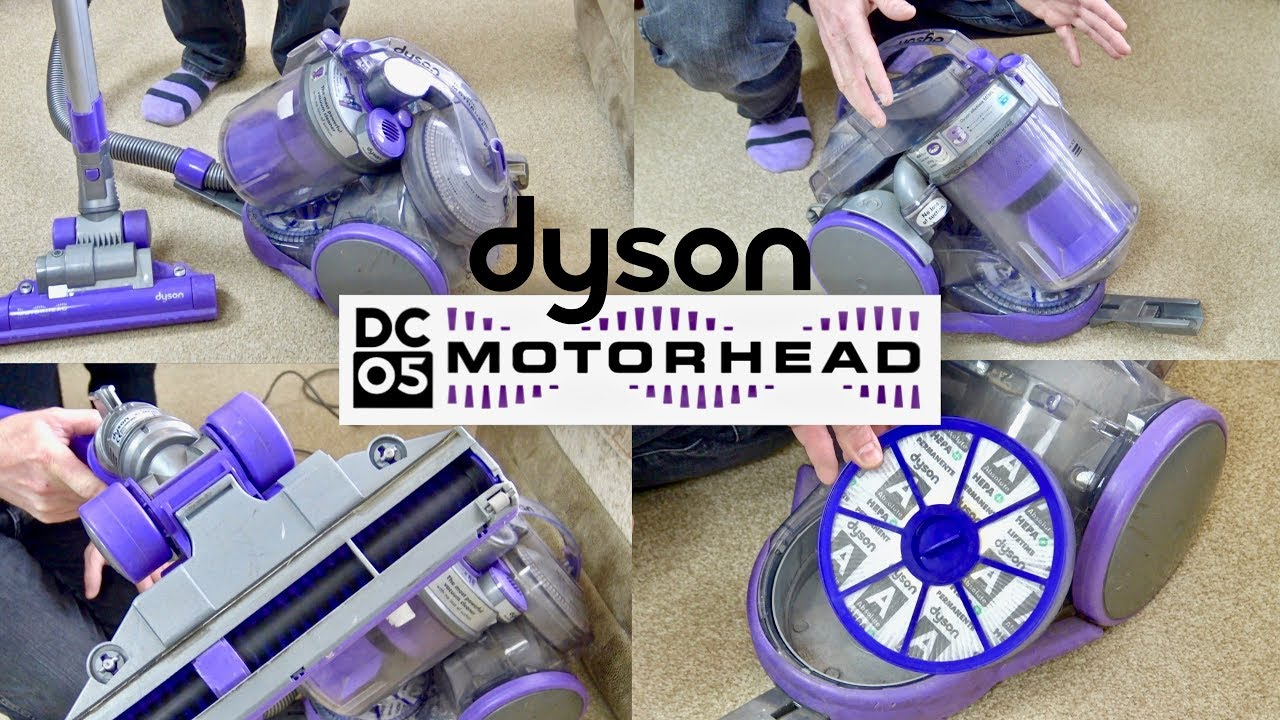 Motorhead dyson dc05 запчасти для пылесосов дайсон купить