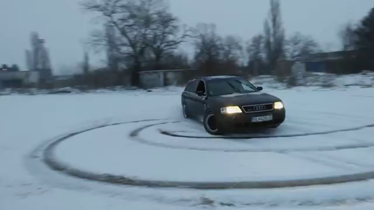 Audi A6 C5 Quattro Drift 2 Youtube