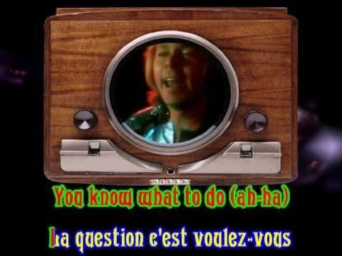 Abba - Voules-Vous KARAOKE
