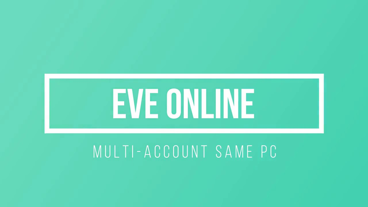 eve online konto