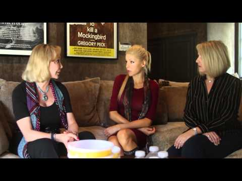 Cynthia Harrison, Anne McDaniels and Steie Yaremia talk about the Film Silver Tsunami