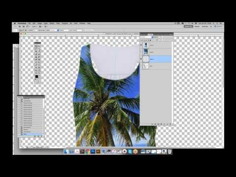 Sublimation Photoshop Tutorial by Printex Art Department