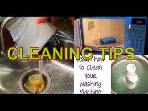 ALL WOMEN SHOULD KNOW THESE CLEANING TIPS THAT WILL CHANGE THEIR LIFE