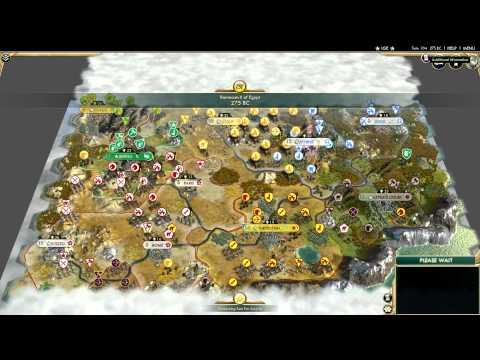 how to watch ai play civ 5
