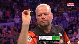 2018 World Cup of Darts Round 1 Netherlands vs Gibraltar