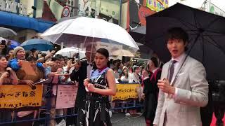 島ぜんぶでお〜きな祭 第10回沖縄国際映画祭 2018年4月22日 国際通りレ...