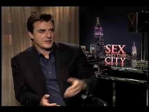 Chris Noth Talks