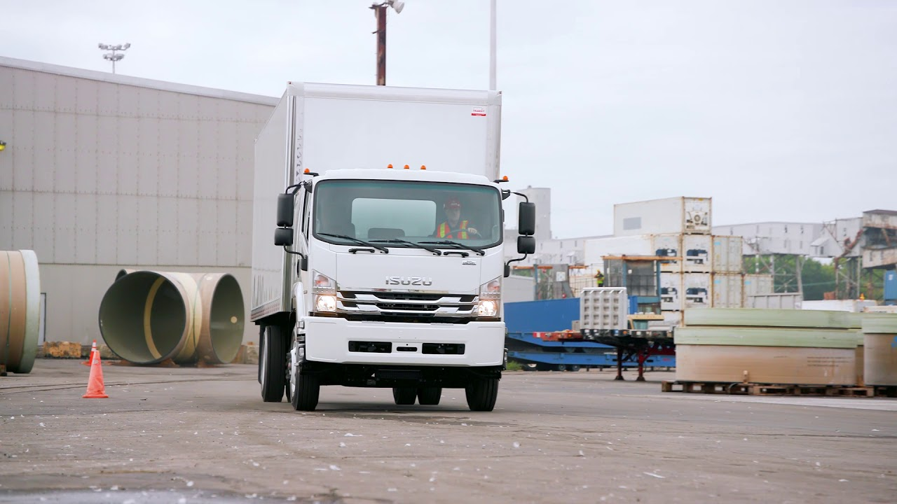 Overview of Isuzu F-Series FTR on