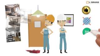 Ремонт квартир и дизайн интерьера под ключ в Хабаровске - L'grans(, 2017-03-24T03:05:24.000Z)
