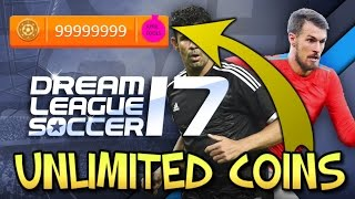 How To Hack Unlimited Coins In Dream League Soccer 2017!!!
