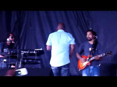 George Nooks - Tribal War - Live In Toronto - Rastafest 2011