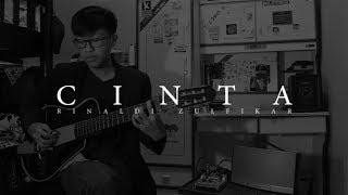 Vina Panduwinata (Cinta) - Rinaldi Zulfikar -Fingerstyle Cover-
