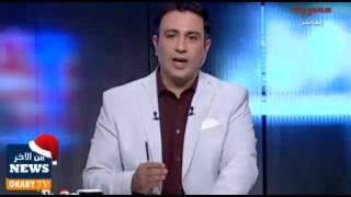 بالفيديو.. العقبي يودع جمهوره على الهواء
