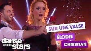 DALS S08 - Elodie Gossuin, Christian Millette & Jean-Marc Généreux pour une valse sur du Olivia Ruiz
