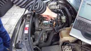 Жөндеу Audi a6.Реттеу циклдік беру ТНВД AUDI A6 C5.