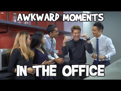 Awkward Moments In The Office