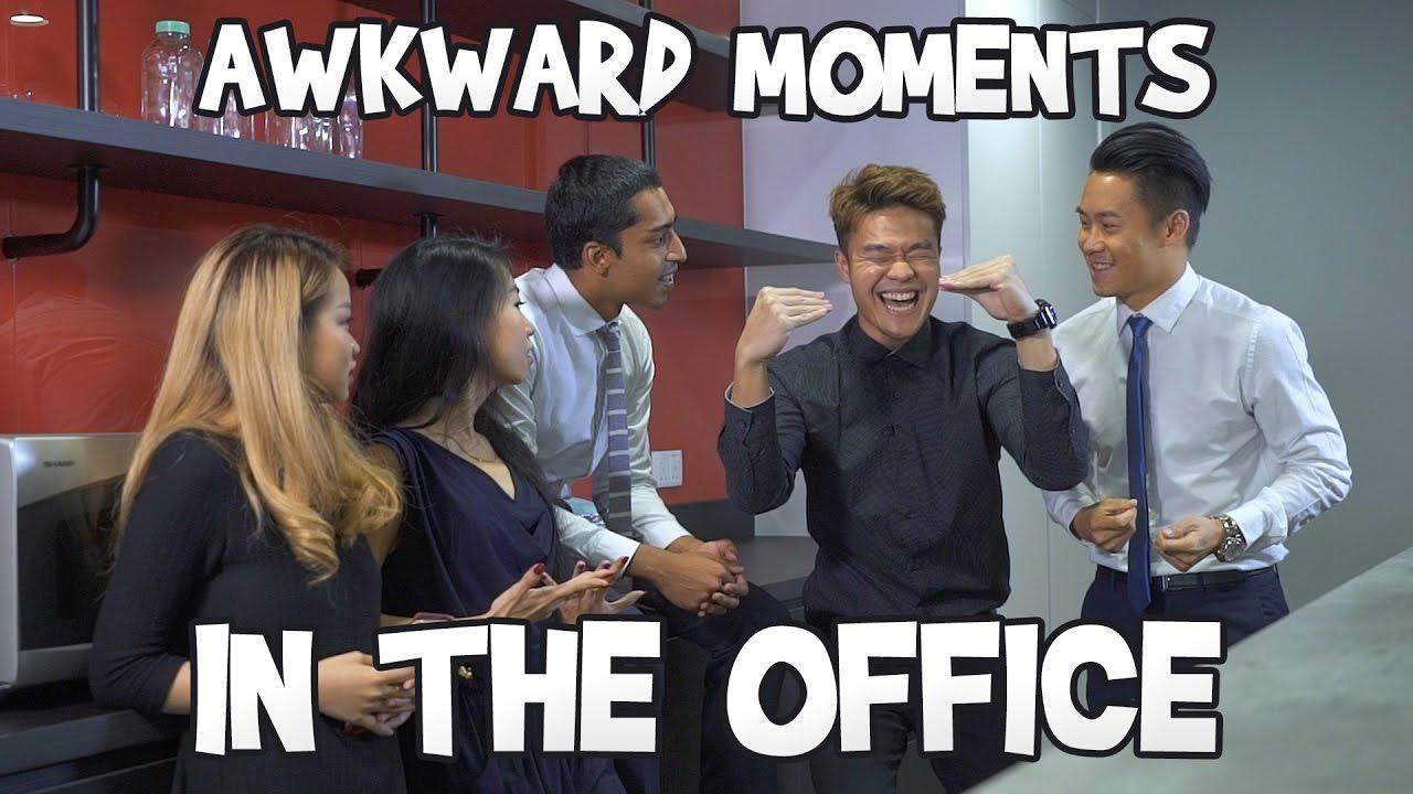 Awkwards moments