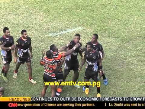 Isapeas and Tigers Fined for Brawl