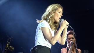Céline Dion - RIVER DEEP MOUNTAIN HIGHT / THE SHOW MUST GO ON 18 juillet 2017 à Marseille