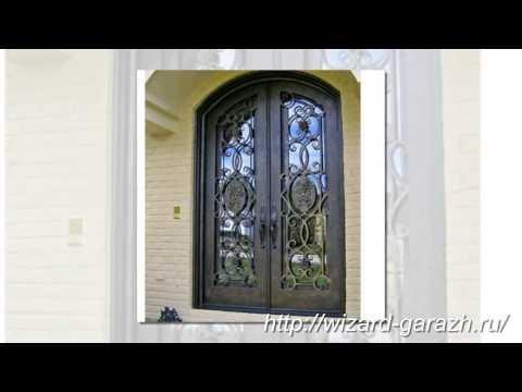 Кованые двери – художественная ковка в Москве – (499) 403-13-89