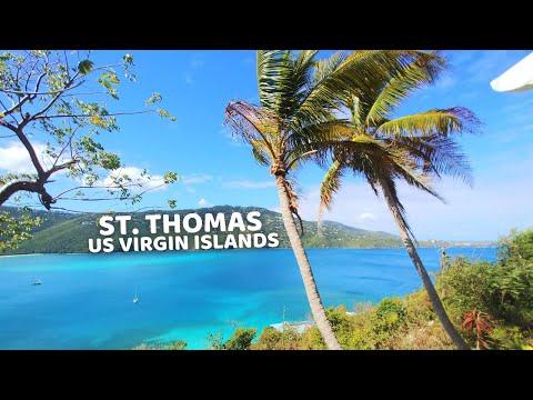 St. Thomas USVI: Things To Do: US Virgin Islands Travel Vlog (post Hurricane) - Episode 1