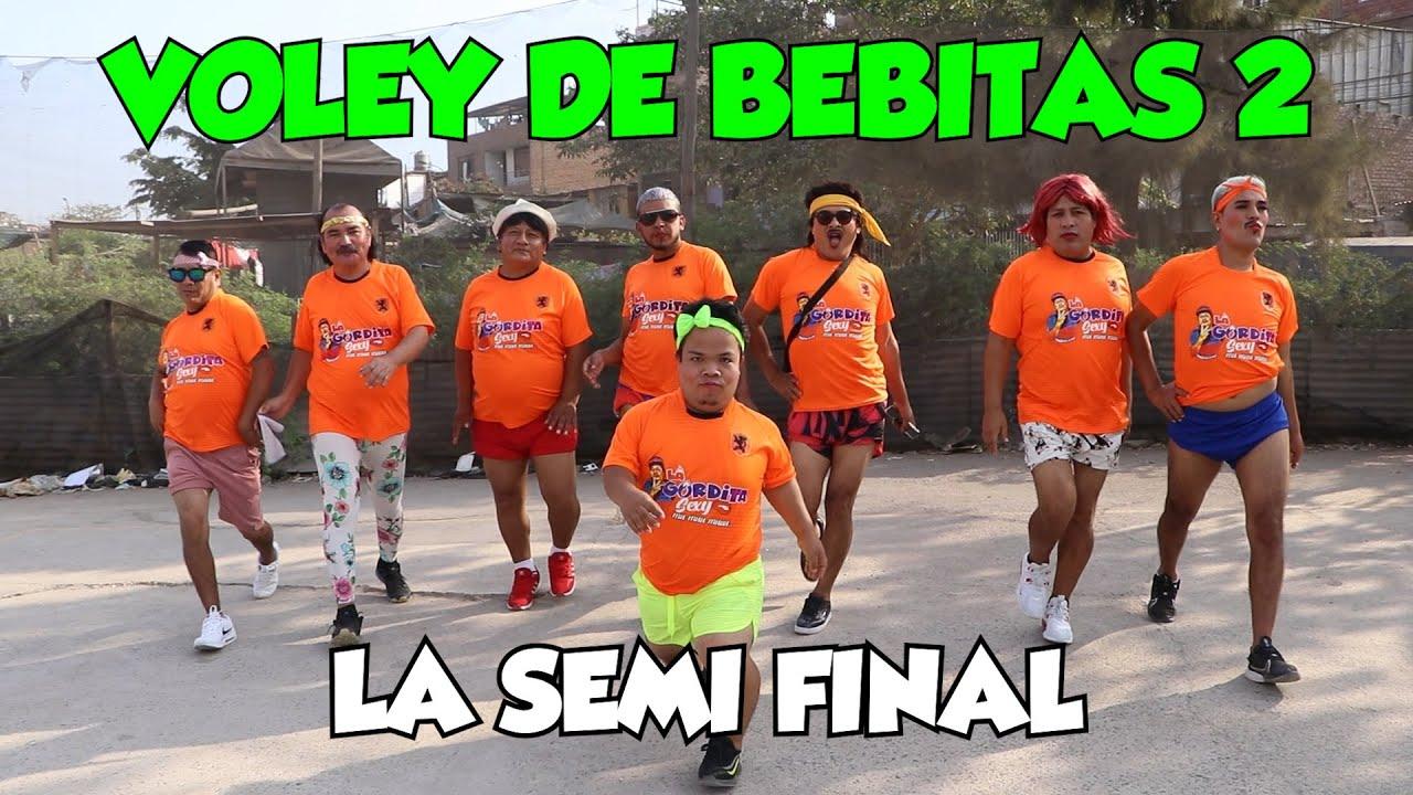 VOLEY DE BEBITAS 2 -CHINO RISAS-LUKY-CHOLO JUAN-CHOLO VICTOR- MARCIANO-MIGUELITO-EL MORENAJE
