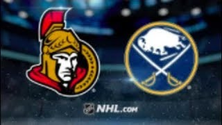 Ottawa Senators vs Buffalo Sabres (2-9) – Nov. 3, 2018 | Game Highlights | NHL 2018