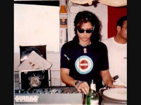 Mauro Tannino,Zicky,Imperatore Marlos, @ Hollywood Roma 97