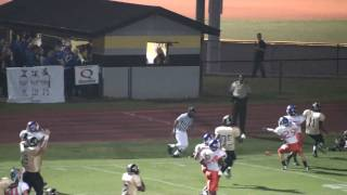 Sprayberry TD vs. NW Whitfield 2009