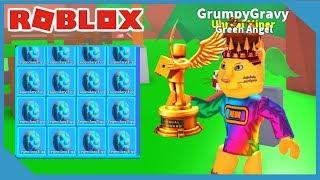 Roblox Dev m'a donné des œufs légendaires pour animaux de compagnie! - Simulateur minier Roblox