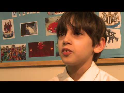 Speech & Language Therapy: Helping Michael