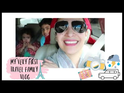 COME TRAVELLING WITH ME ⎮48HR IN PARIS MY HOMETOWN⎮TRAVEL FAMILY VLOG⎮BAYA BAYATI