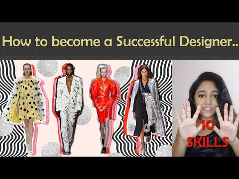 Top 10 Skills To Become A Successful Designer Design Professionals Design Entrepreneurs Youtube