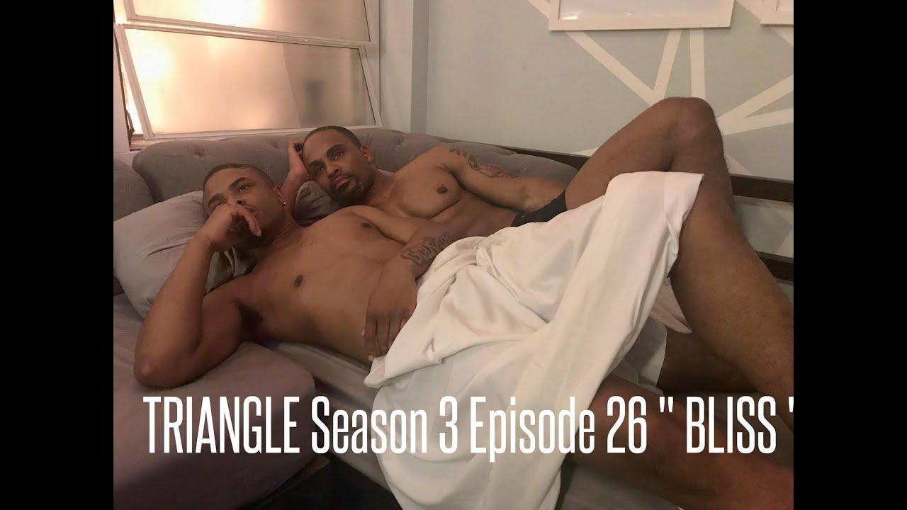 "Download TRIANGLE Season 3 Episode 26 "" BLISS """
