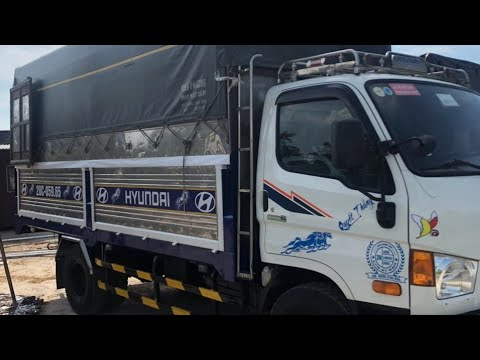 KHÔNG NGỜ!!! Chiếc xe tải thùng cũ HD 72 2014 Xe đẹp xuất sắc lại chỉ 460tr  Xế đẹp 888