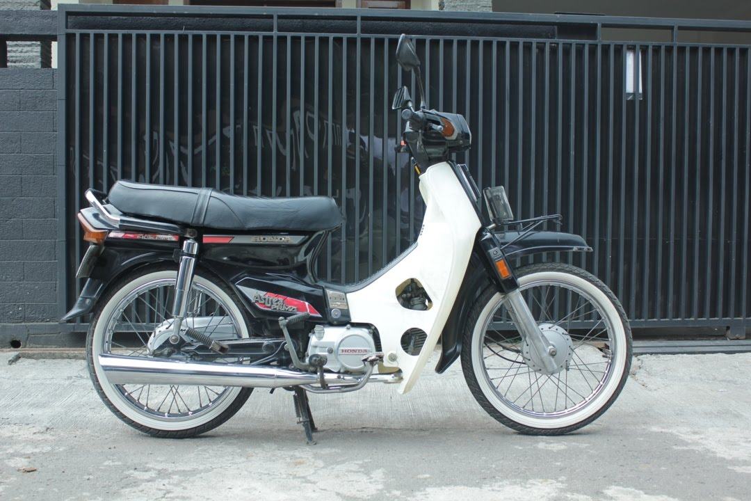 Honda Astrea Prima Tahun 1991 Original Review
