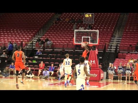Poly blows past Decatur, 74-44 in 2017 Maryland 3A state semi-final 3/9/2017